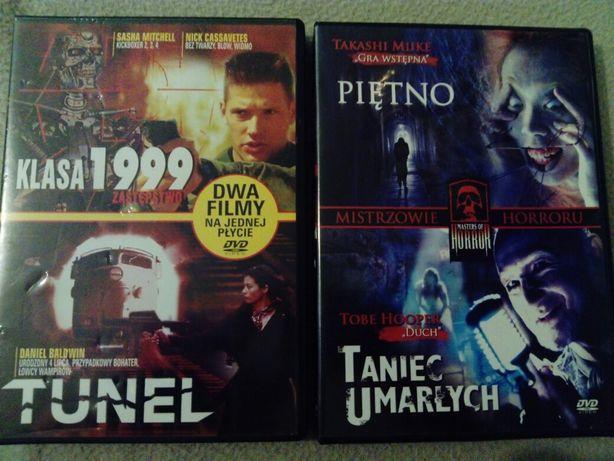 Film Klasa 1999 Tunel Piętno Taniec Umarłych DVD