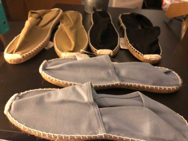 Sapatos unisexo, Novos, tamanho 44. Portes grátis!