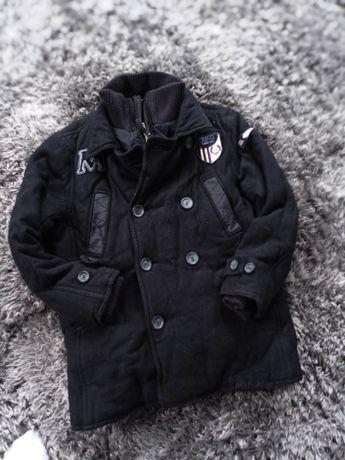 134 140 kurtka zimowa płaszcz dla chłopca