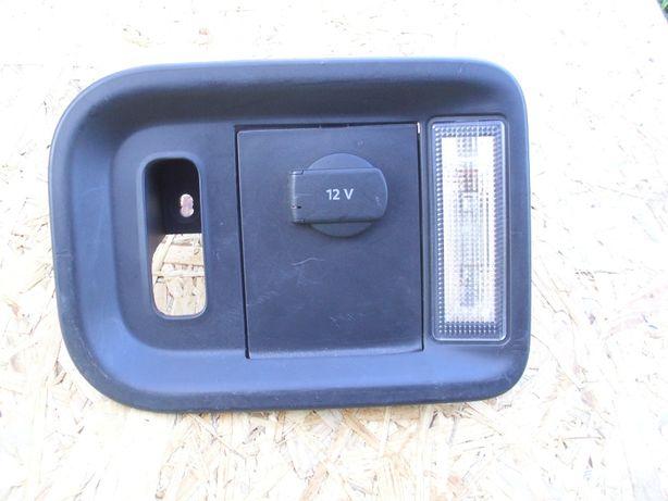 Lampka,gniazdko,osłona bagażnika VW Sharan,Seat Alhambra 7 N