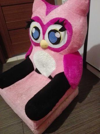 Sprzedam fotel piankowy dla dzieci