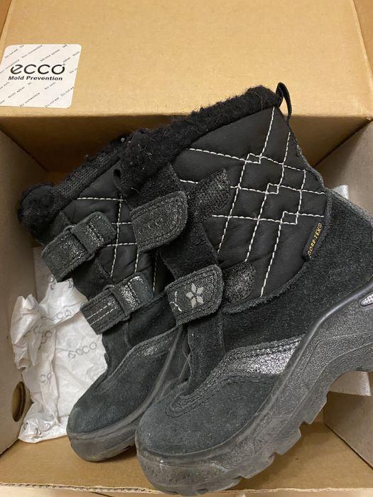 Зимние сапожки ECCO, 25 размер Киев - изображение 1