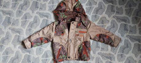 Куртка на рост 86 см