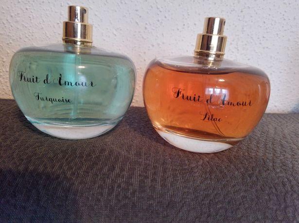Ungaro Fruit D'AMOUR Turquoise oraz Lilac 100ml
