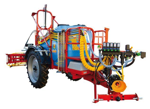 Opryskiwacz 2000 litrów BIARDZKI - 2021 ROK, transport gratis