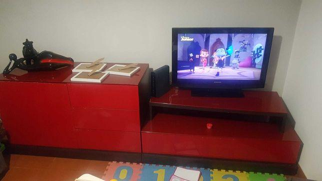 Móveis Sala - Aparador e Móvel de televisão