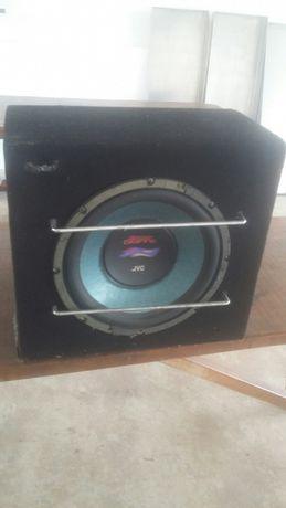 Vendo sub e amplificador
