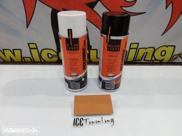 Spray reparação e pintura + spray de limpeza Cognat Mate para bancos de mota