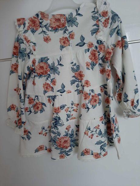 Nowa sukienka newbie r.80