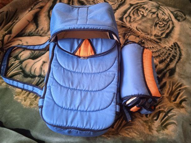 Люлька переноска от детской коляски Тако + сумка в подарок