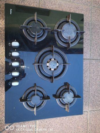 Amica płyta gazowa pięć palników