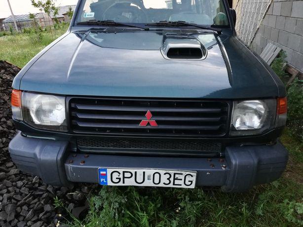 На розборку Mitsubishi Pajero реста, 1, 2,л200;2.5:2.8.4д56.4м40