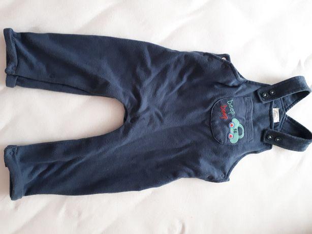 Zestaw ubrań ubranek dla chłopca rozmiary 68-86