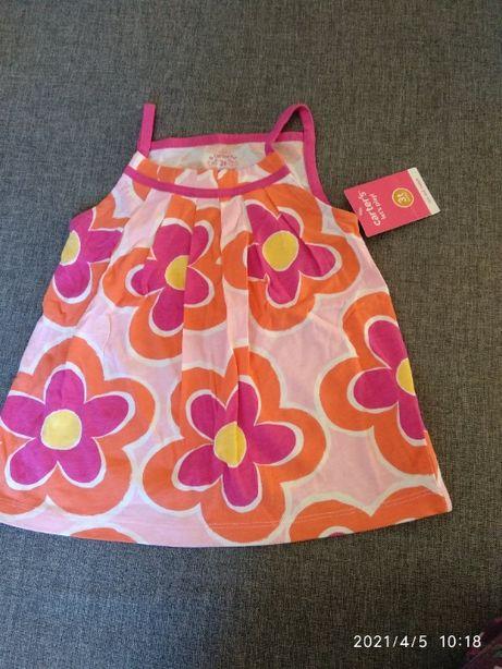 Carters туніка плаття від 12 місяців до 3 років