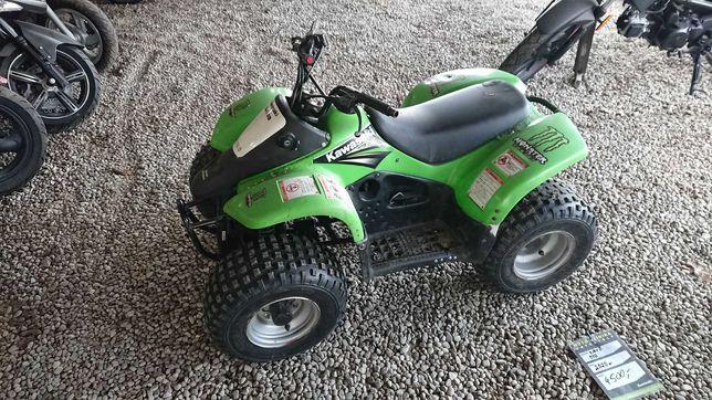 Quad Kawasaki 50 2t ATV50 quad dla dziecka 2takt