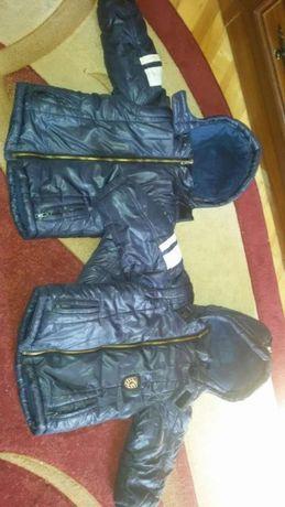 Куртка жилетка Piccolo, zara, next ..104/110 для двійні. Двойни