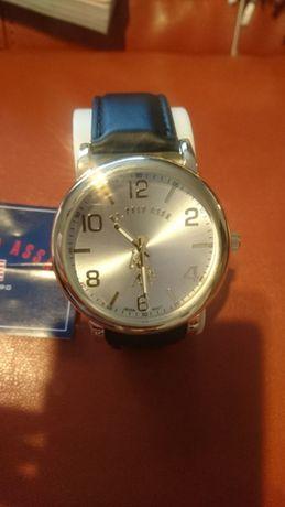 Zegarek meski, damski, unisex U.S. Polo, nowy, na pasku