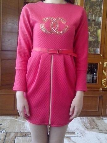 Платье на девочку - подростка