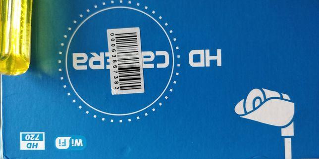 Câmera HD 720