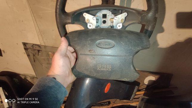 Руль и рулевая колонка форд мондео