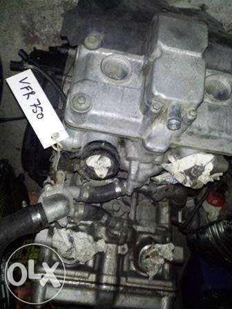 Honda vfr 750 peças usadas
