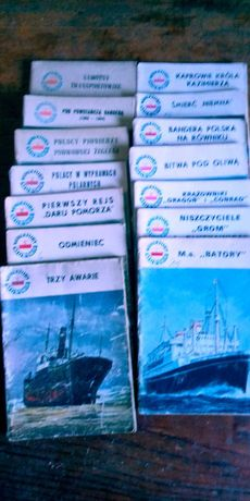 miniatury morskie Polskie tradycje morskie
