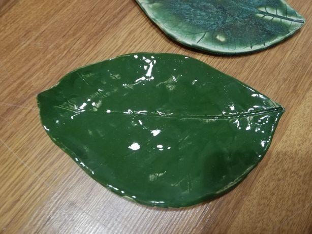 Mydelniczka podstawka ceramika hand made