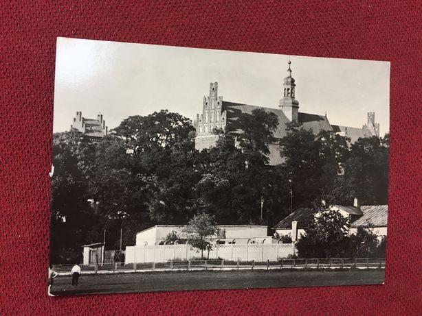 Stara pocztówka Ciechanów