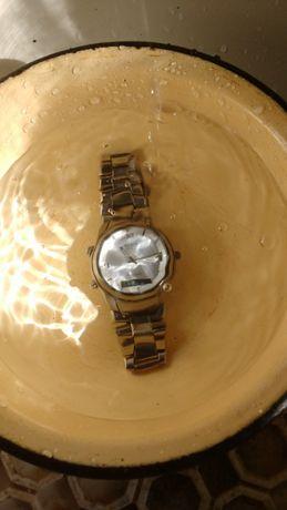 Реально водонепроницаемые часы Касио