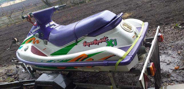 Mota de água kawasaki supersport XI 750