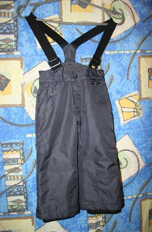 Теплые детские штаны Lupilu 86,92 р