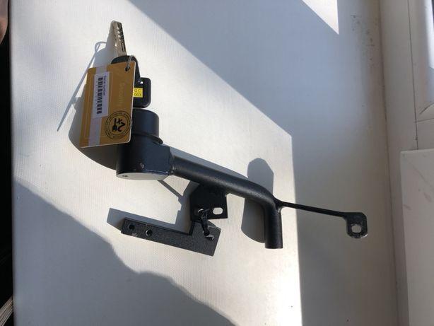 MUL-T-LOCK, замок на коробку АКПП