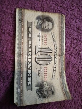 Banknot 10 ti kroner