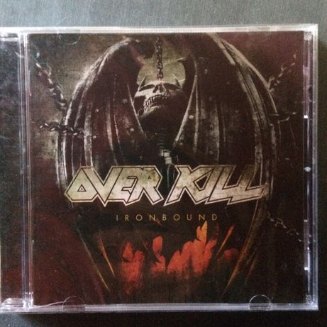 Overkill - Ironbound, Horrorscope, The Years of Decay, W.F.O.