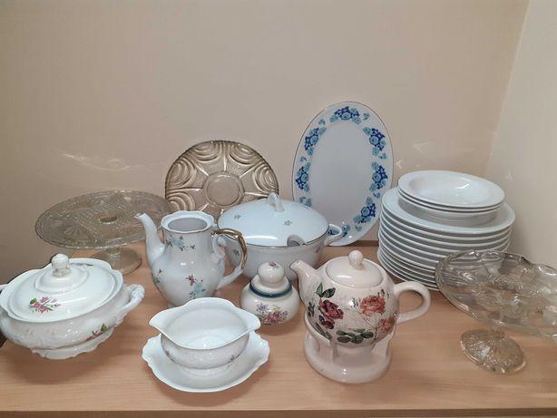 Używana porcelana sprzedam