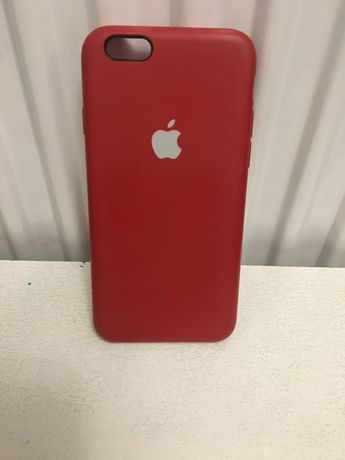 Чехол на iphone 6 6s Red