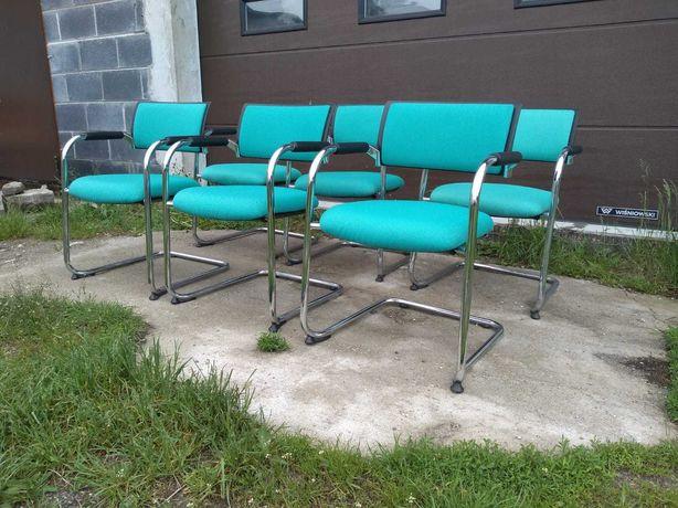Krzesła konferencyjne krzesła biurowe Dauphin okazja
