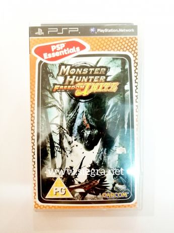Monster Hunter Freedom Unite PSP