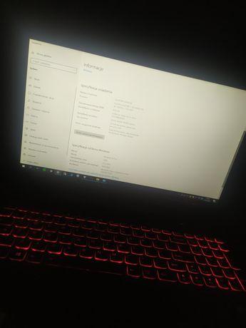 Laptop do gier, pracy/nauki Lenovo y50-70 8GB ram, 4GB karta graficzna