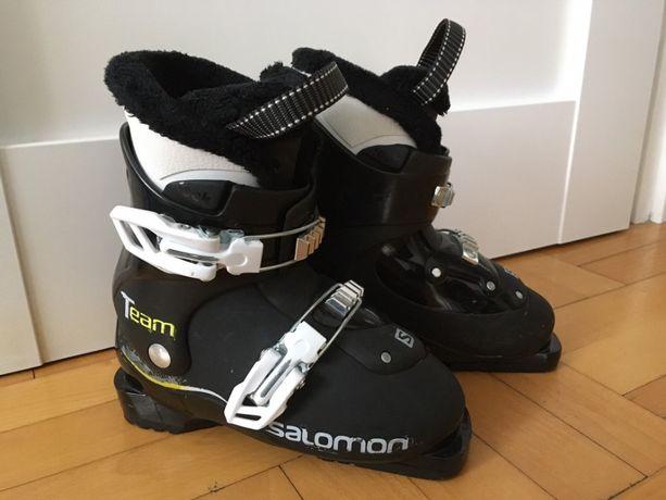Buty narciarskie Salomon Team T2, rozm 18.0 wkładka 19,5 cm