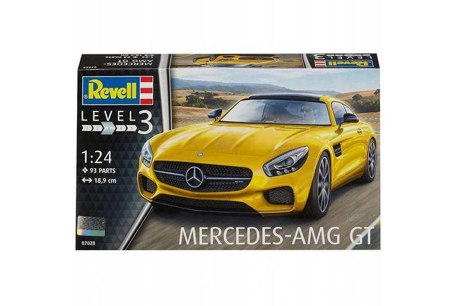 Revell 07028 Mercedes-AMG GT
