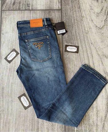 Чоловічі джинси Брендовые мужские джинсы