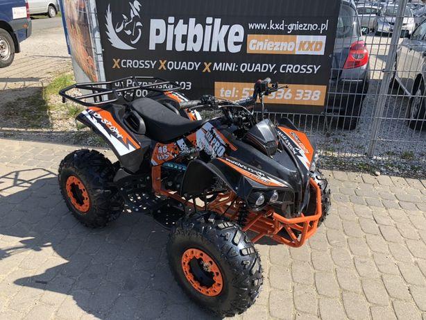 Quad Waria 008 New Design 125cc koła 8' KXD