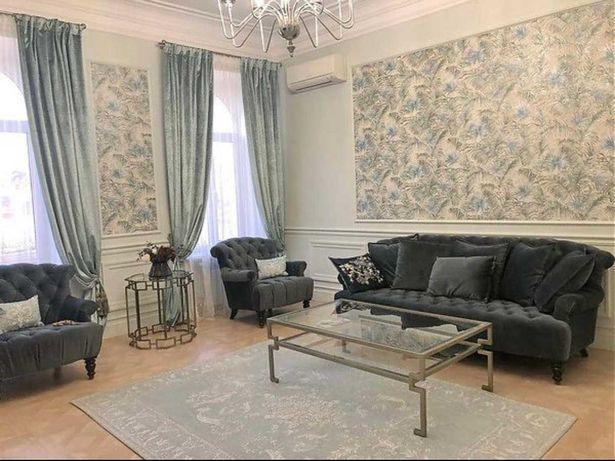 GT 4-х комнатная квартира с ремонтом в центре Одессы