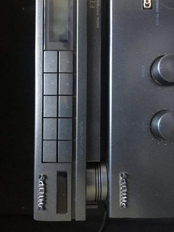 Amplituner  philips na części