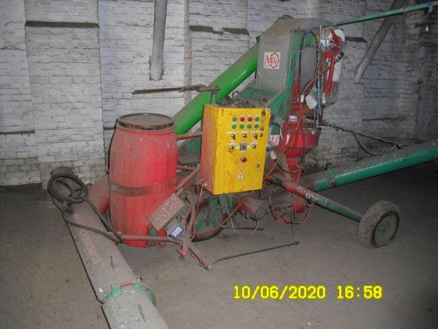 Протруювач насіння ПК-20 Супер. 2008 года