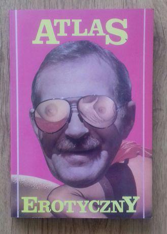 Atlas erotyczny. Wszystko o kobietach - J. Atlas