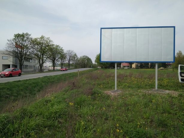 bilbord billboard tablica reklamowa szyld baner producent