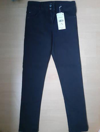 Чорні джинси slim НОВІ