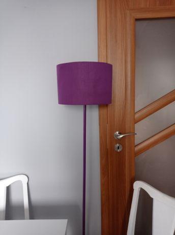 Lampa stojąca długa